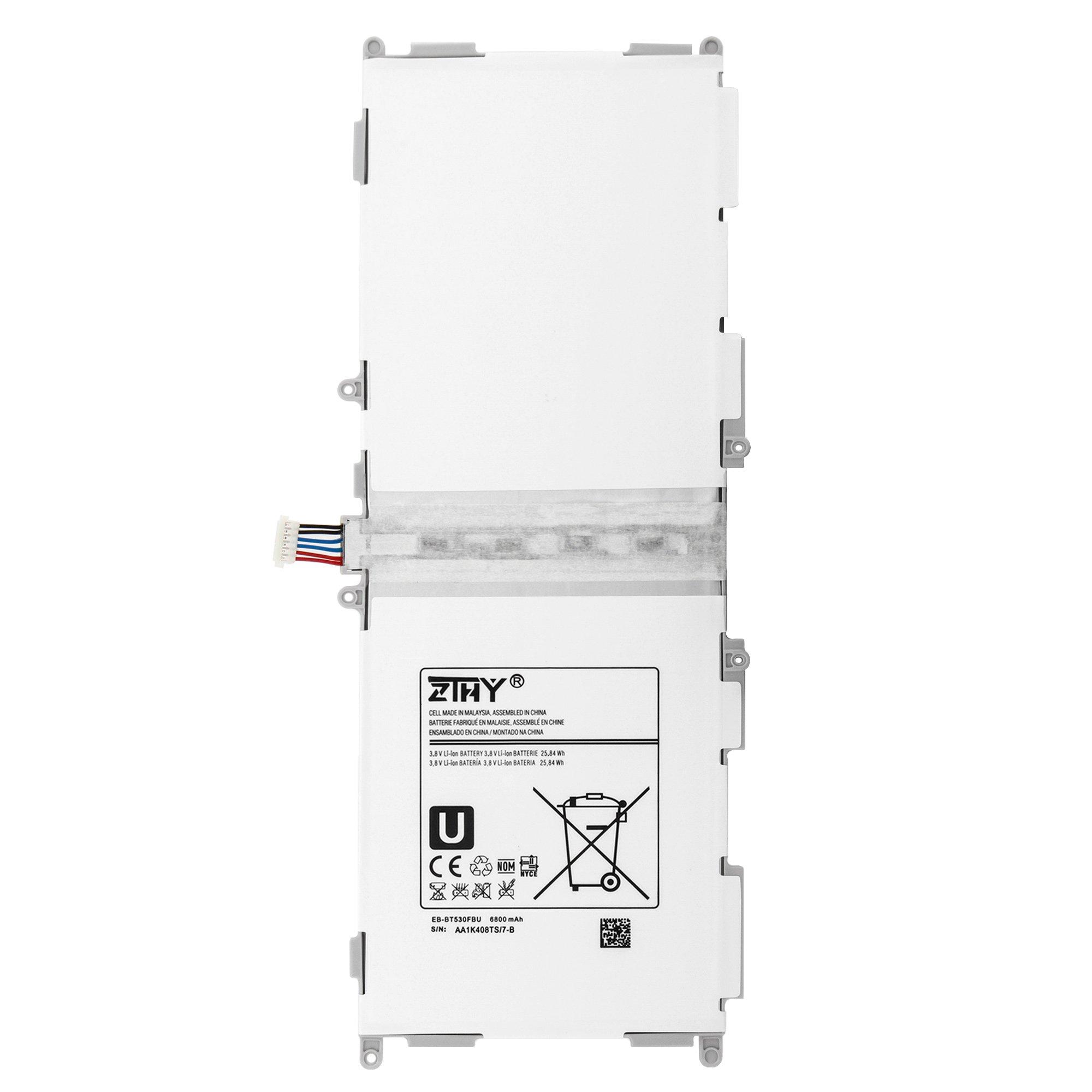"New EB-BT530FBC Battery For Samsung Galaxy Tab 4 10.1/"" SM-T530 SM-T530NU 6800mAh"