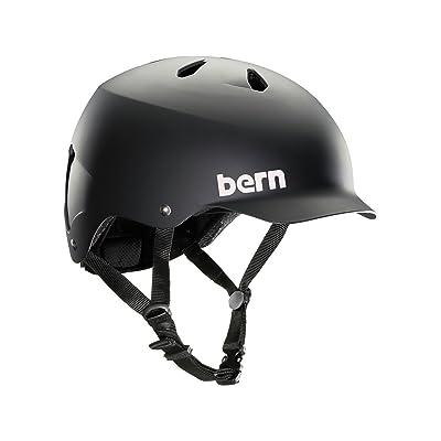 Bern Watts Thin Shell EPS Casque vélo urbain Homme