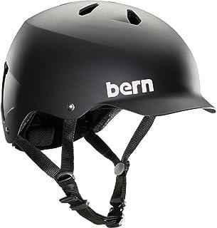 Bern Watts Thin Shell-EPS Foam - Casco, color negro