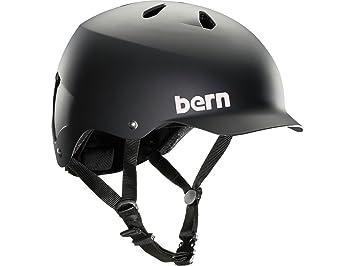 Casque De Vélo Bern Watts Eps Matte Black Cyclisme 14UZMS
