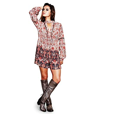 f72bbeb16a5 Amazon.com  Adelyn Rae Women s Long Sleeve Romper