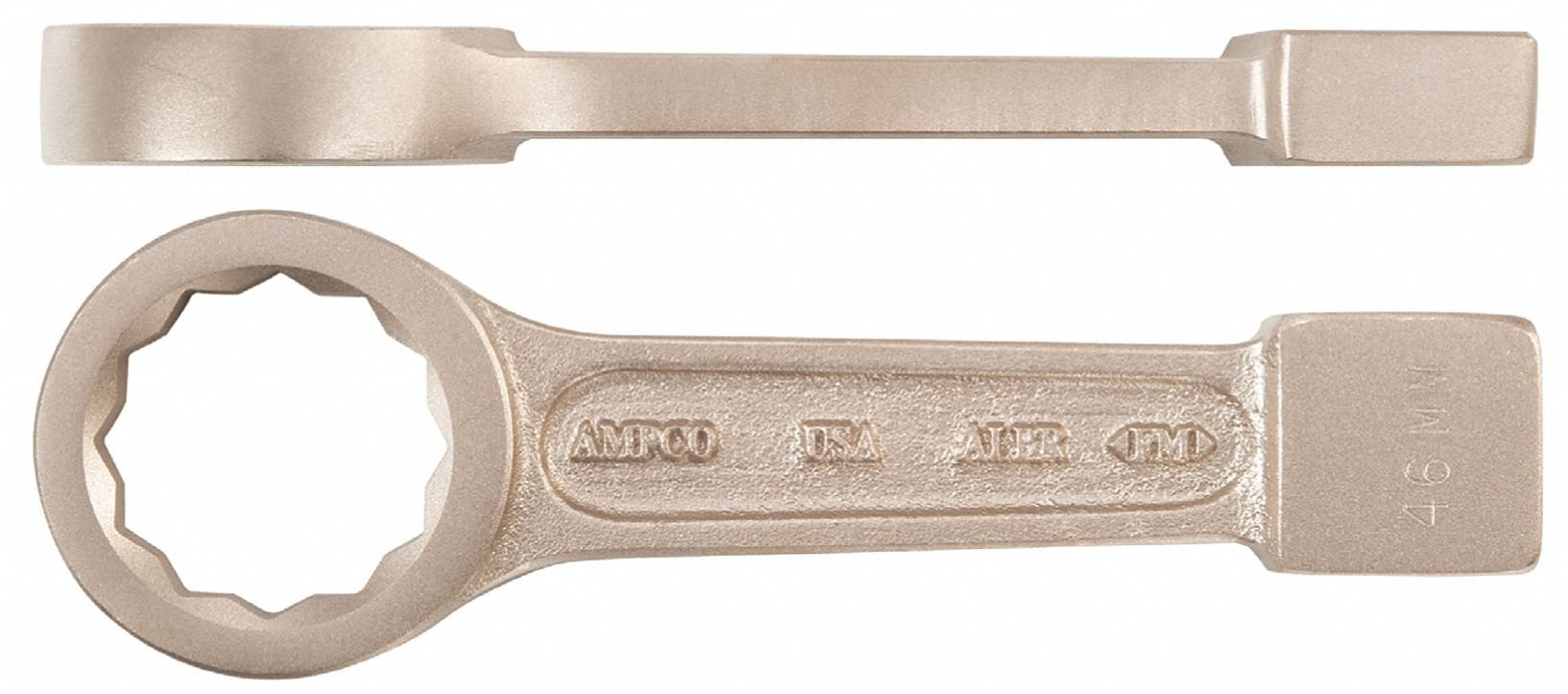 Striking Wrench, Metric, Number of Points: 12
