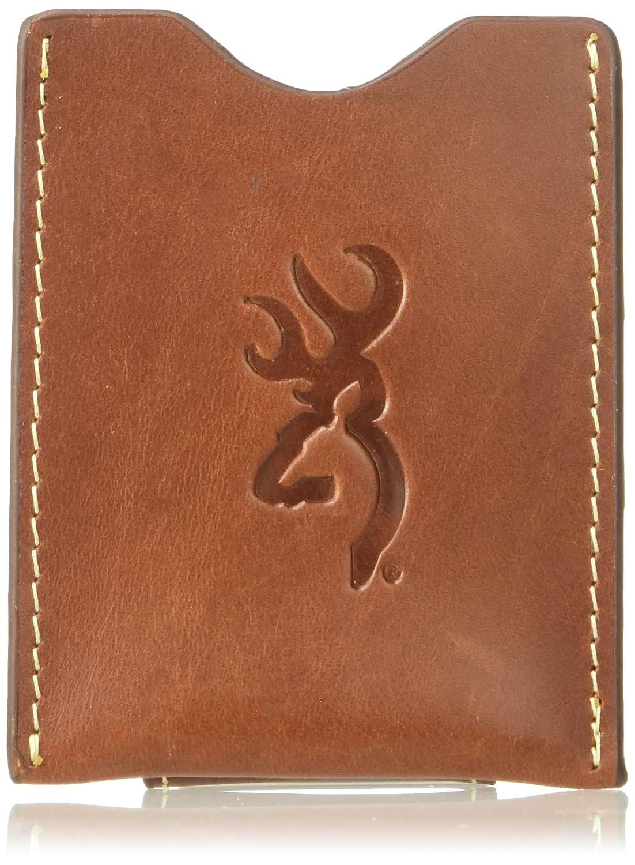 Amazon.com: Browning Cognac piel money-clip cartera – Marrón ...