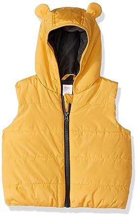 e4c9e6196 Amazon.com  Gymboree Baby Boys Puffer Vest Bear  Clothing