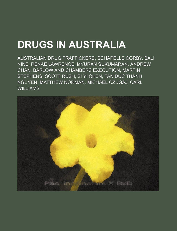 Drugs in Australia: Australian drug traffickers, Schapelle