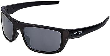 Oakley Drop Point >> Oakley Men S Drop Point Sunglasses Black Polished Black 60