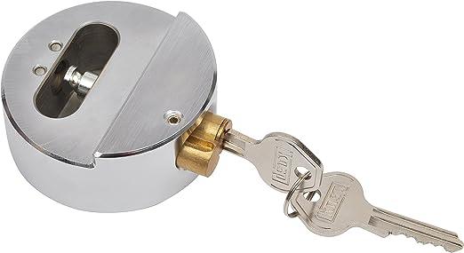 Kasp Stahlschloss Bügellos Silber K50073ld 73 Mm B Baumarkt