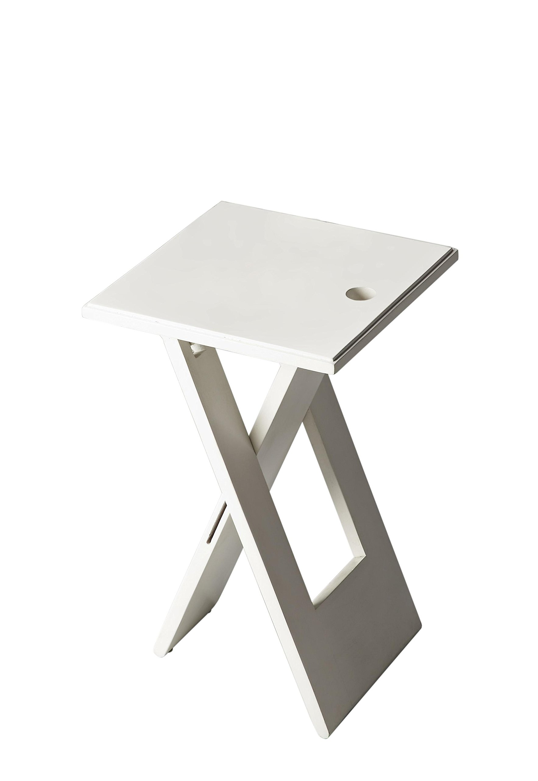 Butler Specialty Company Folding Table, White