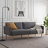 Mopio Chloe Convertible Futon Couch Bed