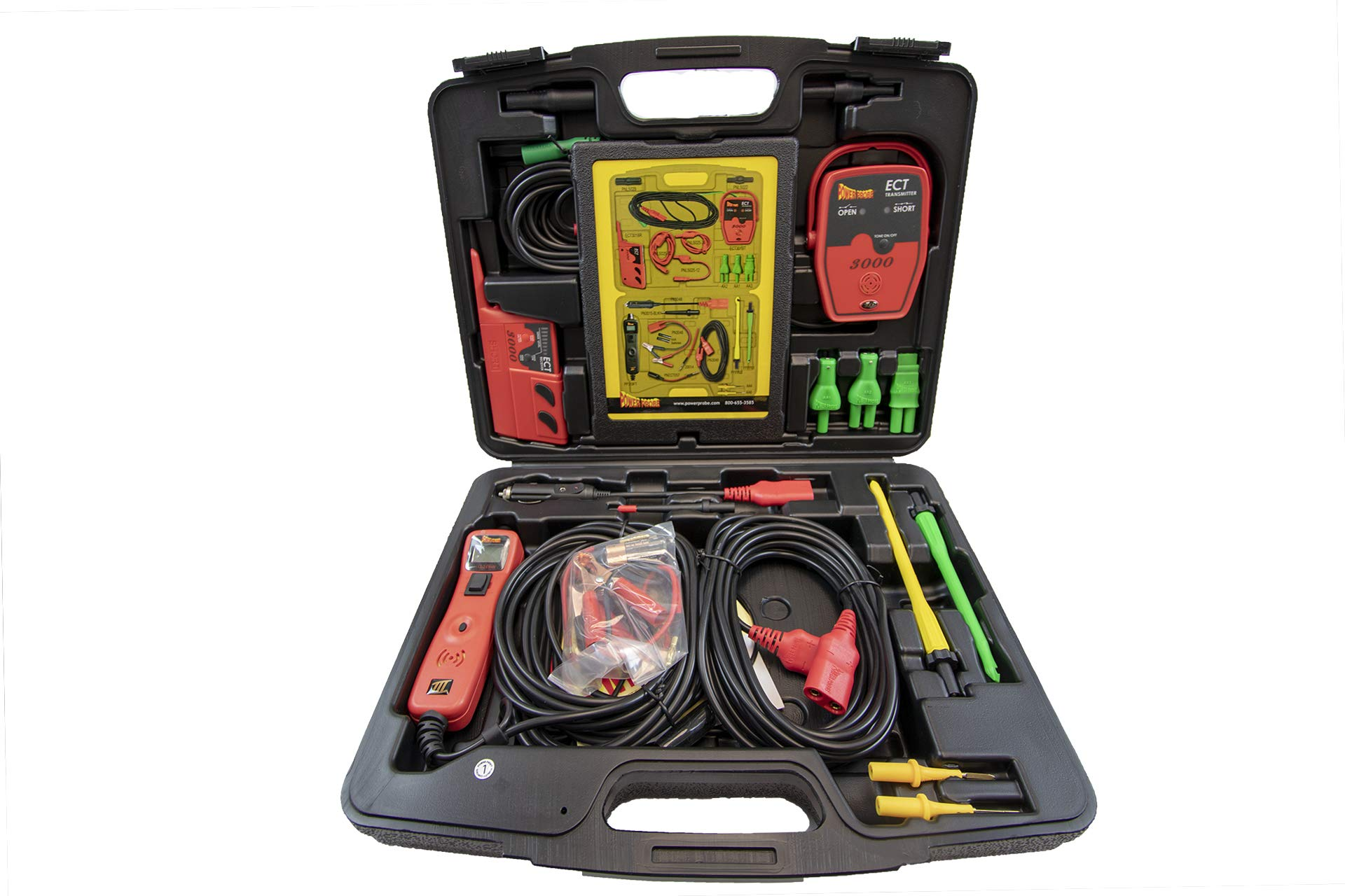 Diesel Laptops Power Probe 3 (III) Master Combo Kit with 12-Months of Truck Fault Codes by Diesel Laptops (Image #4)