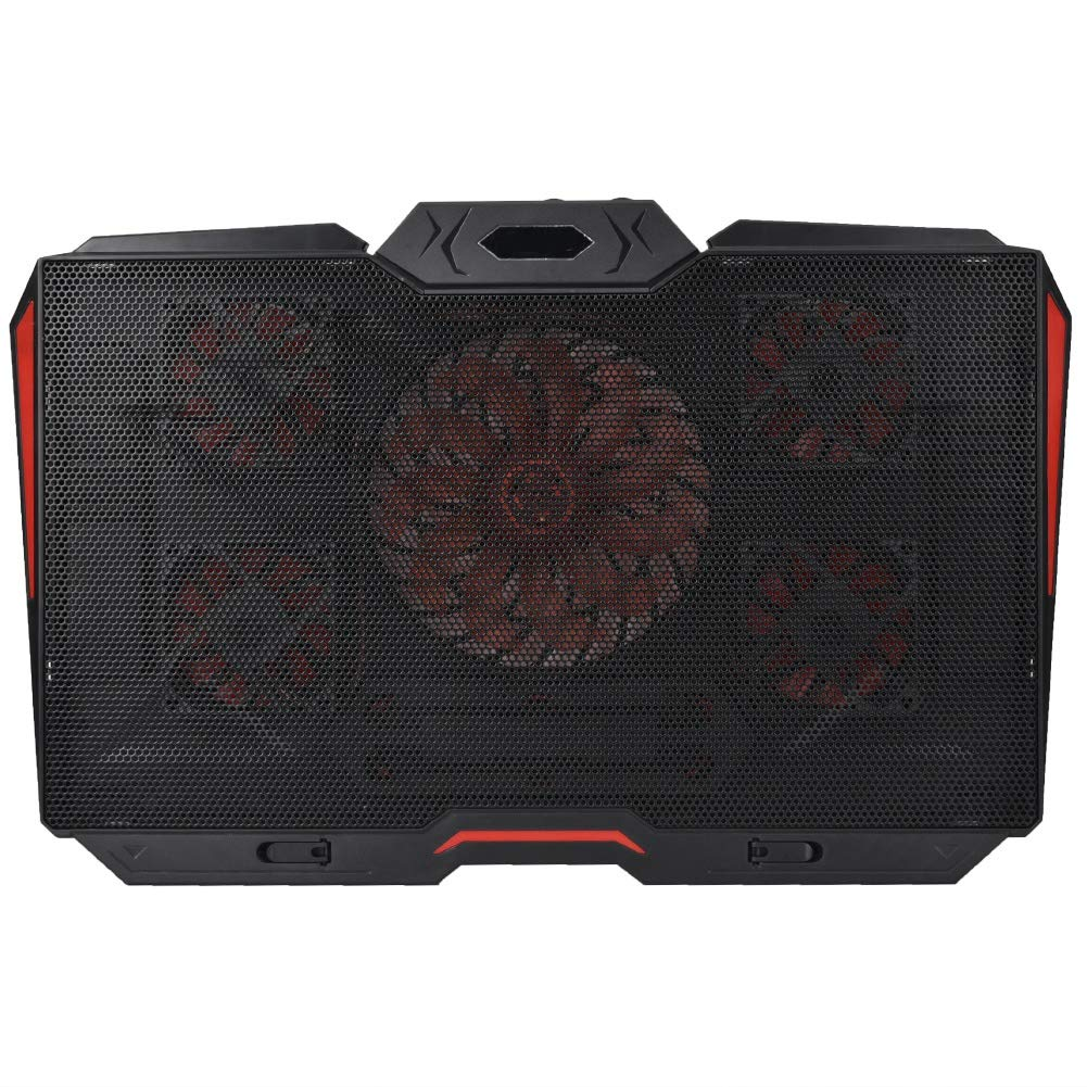 USB Stand Pad Cooler,USB Fan Laptop Cooling Pad USB Stand Pad Cooler, Less Noise & Super Air Flow for Laptop Cooling Pads