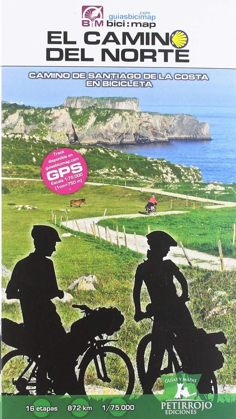 El Camino del Norte: El Camino de Santiago de la Costa en bicicleta (Bici:map)