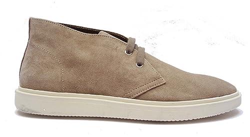 FRAU - Zapatos de cordones de ante para hombre Sughero 40 BcsAIvsbc