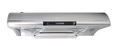 Okap kuchenny C400 30-calowy Slim Under Cabinet Kitchen Extractor
