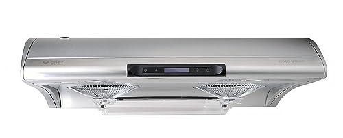 Chef Range Hood C400 - Extractor de cocina bajo el gabinete, delgado, 30 pulgadas