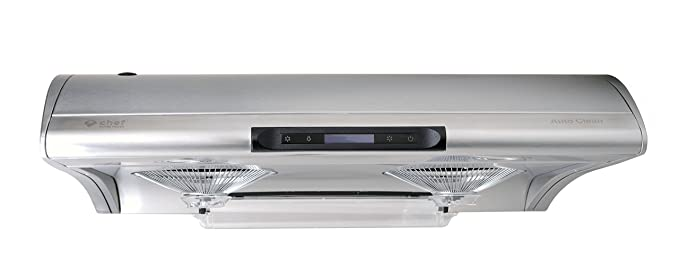 Chef C400 30″ WATER AUTO CLEAN Range Hood