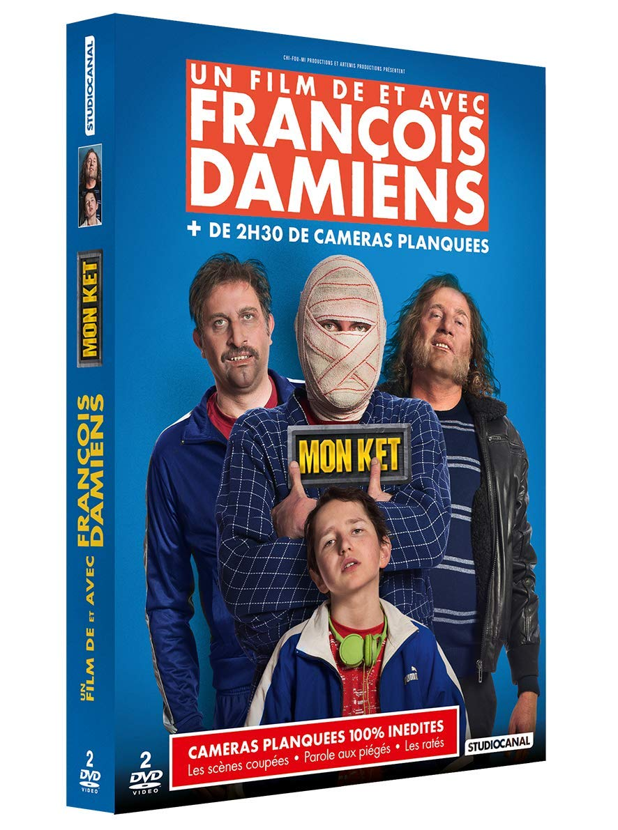 édition double DVD du film Mon ket
