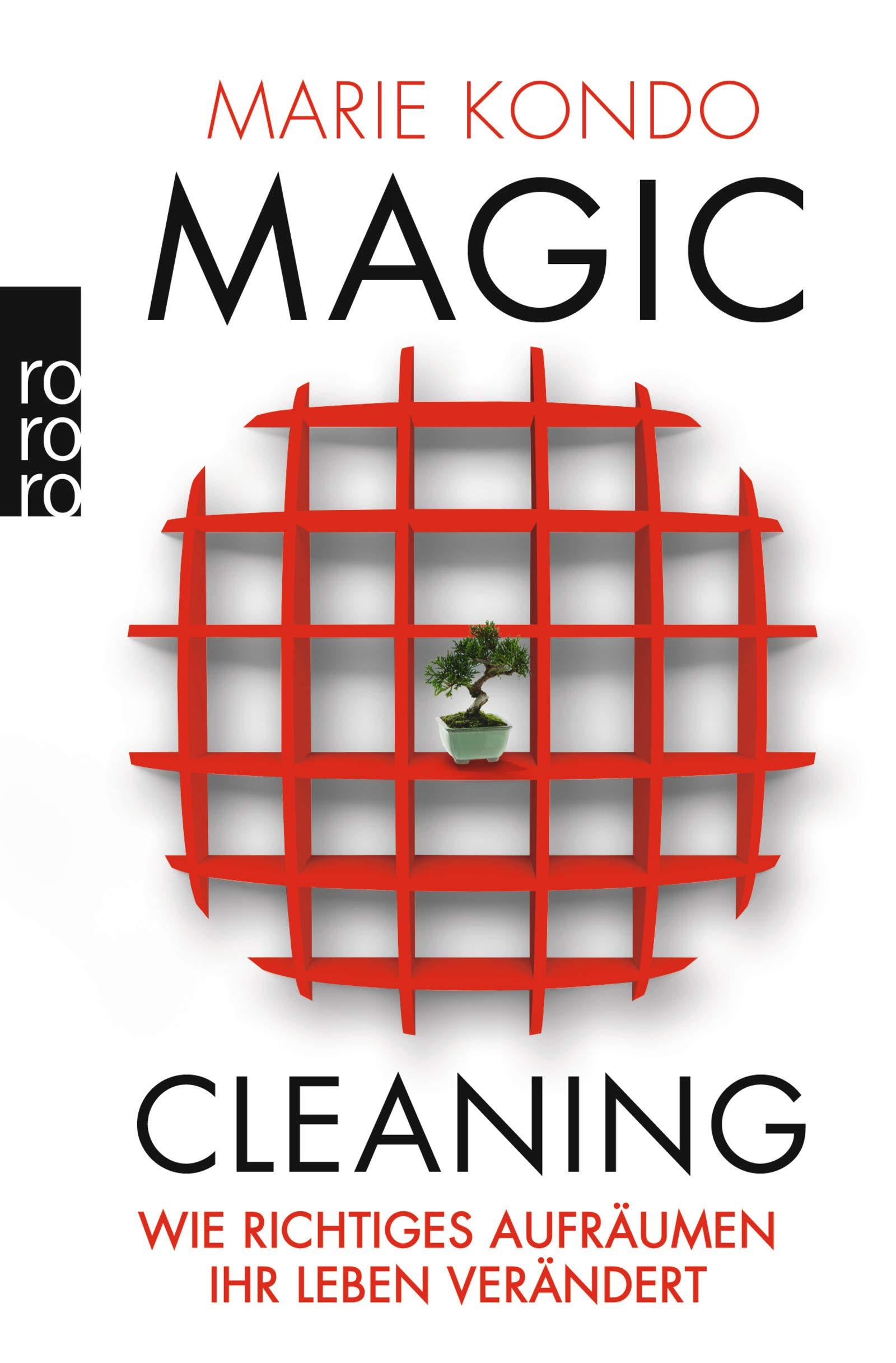 bdddf7662605c3 Magic Cleaning  Wie richtiges Aufräumen Ihr Leben verändert  Amazon.de  Marie  Kondo