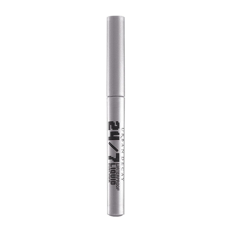 b521b837c1b Urban Decay 24/7 Waterproof Liquid Eyeliner 1.7ml / 0.05 fl oz Shade: BOBBY  DAZZLE: Amazon.co.uk: Beauty