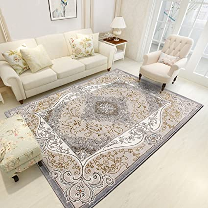 Amazon Com Area Rugs European Carpet Living Room Coffee Table