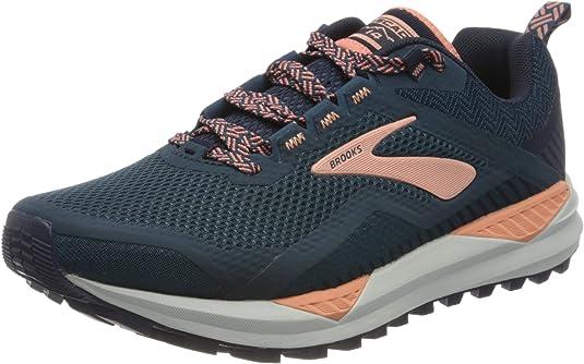 Brooks Cascadia 14, Zapatillas para Correr para Mujer, Desert ...