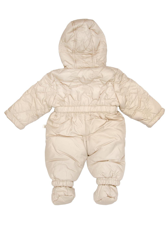 KANZ Baby Baby-Girls Newborn Snowsuit with Hood