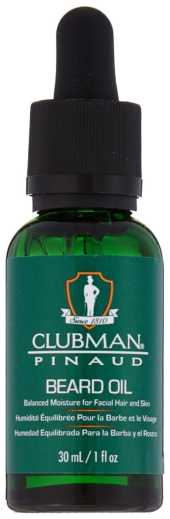 Clubman Beard Oil, 1 fl. oz.