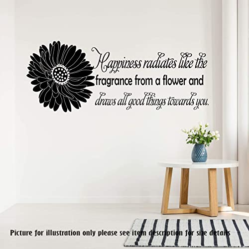 corner pattern wall sticker vinyl decal design your own quote wall