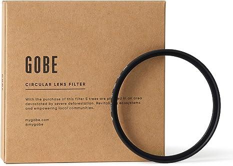 Gobe - Filtro UV para Objetivo 37 mm (1Peak): Amazon.es: Electrónica