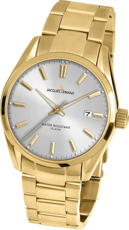 Jacques Lemans Derby 1-1859 1-1859K Reloj de Pulsera para hombres