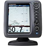 """Furuno FCV588 Color LCD, 600/1000W, 50/200 KHz Operating Frequency Fish Finder without Transducer, 8.4"""""""