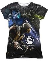Sublimation: Junior Fit - Three Of A Kind Mortal Kombat X T-Shirt