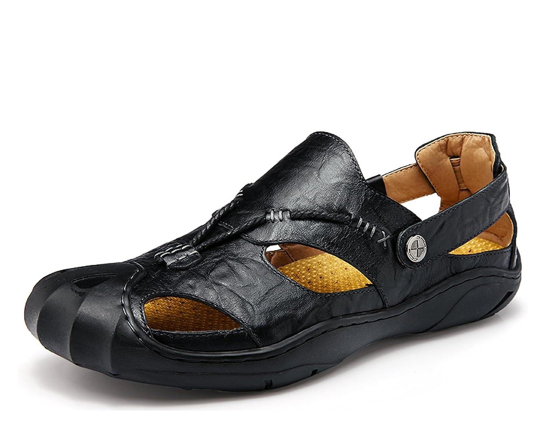 Miyoopark UK XCR7301  Herren SandalenMiyoopark UK XCR7301 Herren Sandalen Schwarz Billig und erschwinglich Im Verkauf