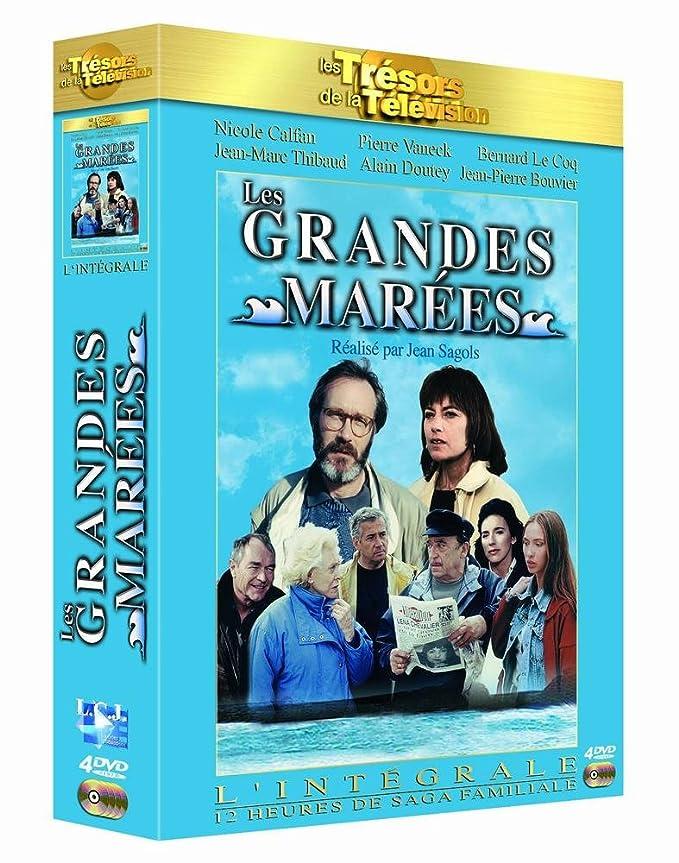 Grandes coffret Blu Marées Les amp; Ray Intégrale Dvd Dvd 4 FCqwwxTS4