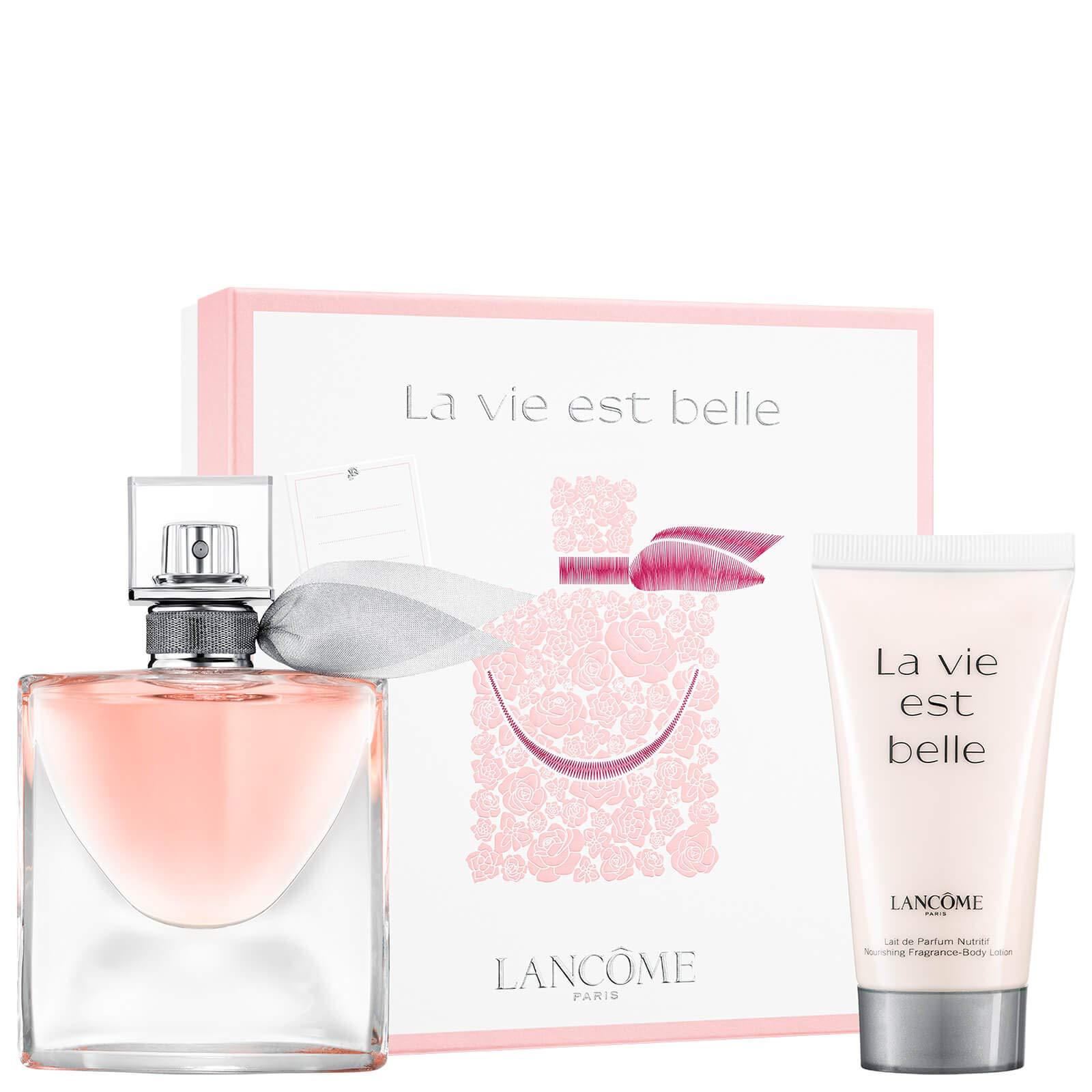 Lancome La Vie Est Belle Gift Set 80 Ml Eau De Parfum 30 Ml Bodylotion 50 Ml Buy Online In Dominica At Dominica Desertcart Com Productid 105894258