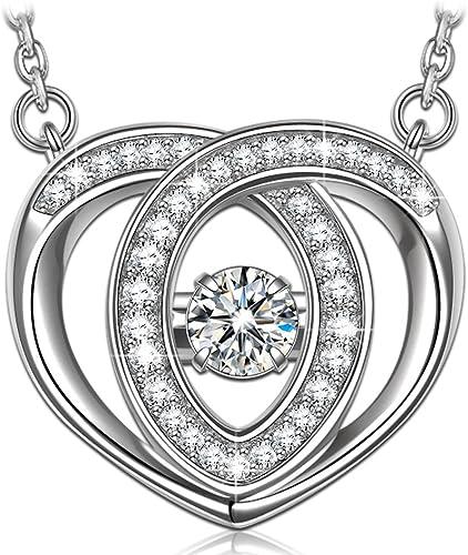 Mom Jewelry Gifts Christmas 2020 Amazon.com: DANCING HEART Christmas Jewelry Gifts for Mom 2020