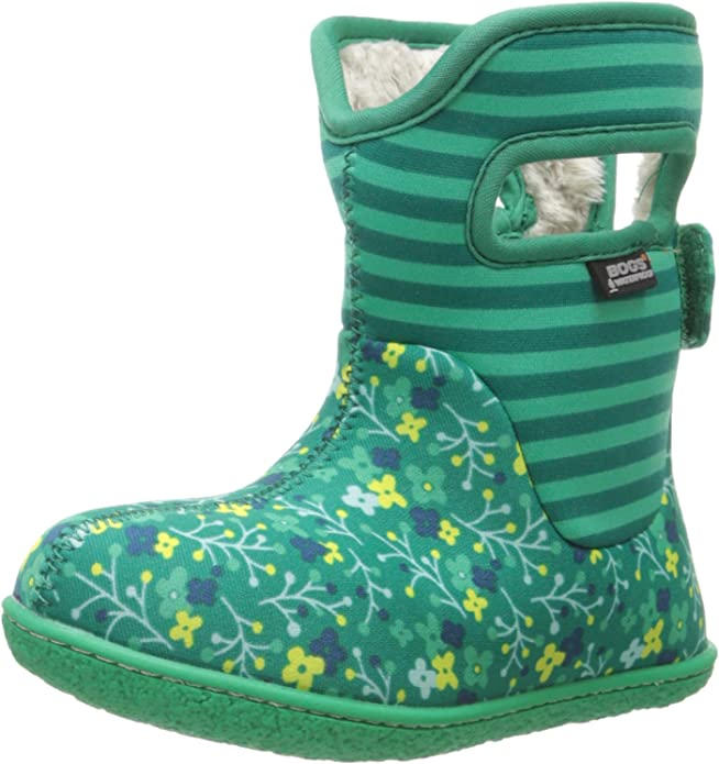 Extra Wide Toddler Snow Boots