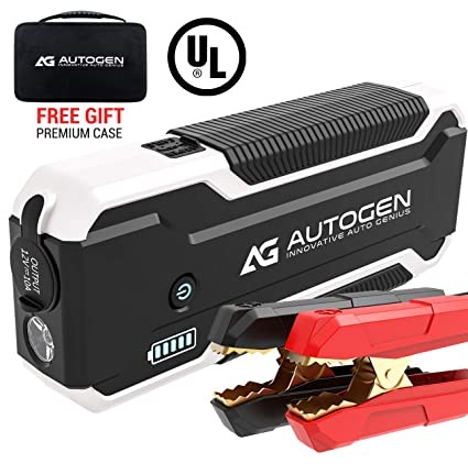 Amazon.com: AUTOGEN Car Jump Starter 30000mAh For Up To 10.0L Gas