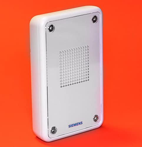 Byron mp001 100m mp3 wireless door chime with 32 pre loaded sounds siemens wired wall mounted recordable mp3 door bell chime dcw20 asfbconference2016 Gallery