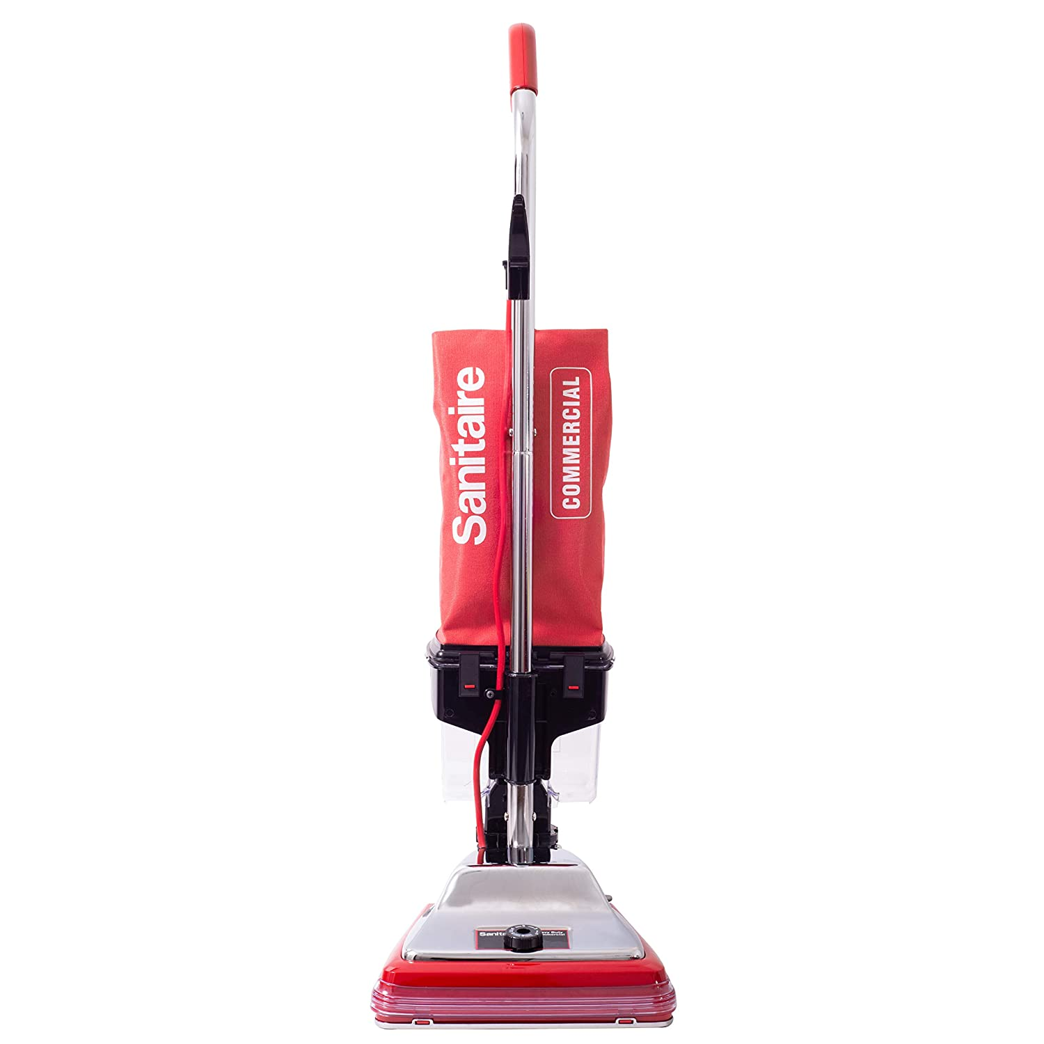 Sanitaire Tradition Upright Commercial Vacuum with Removable Dirt Cup, SC887E