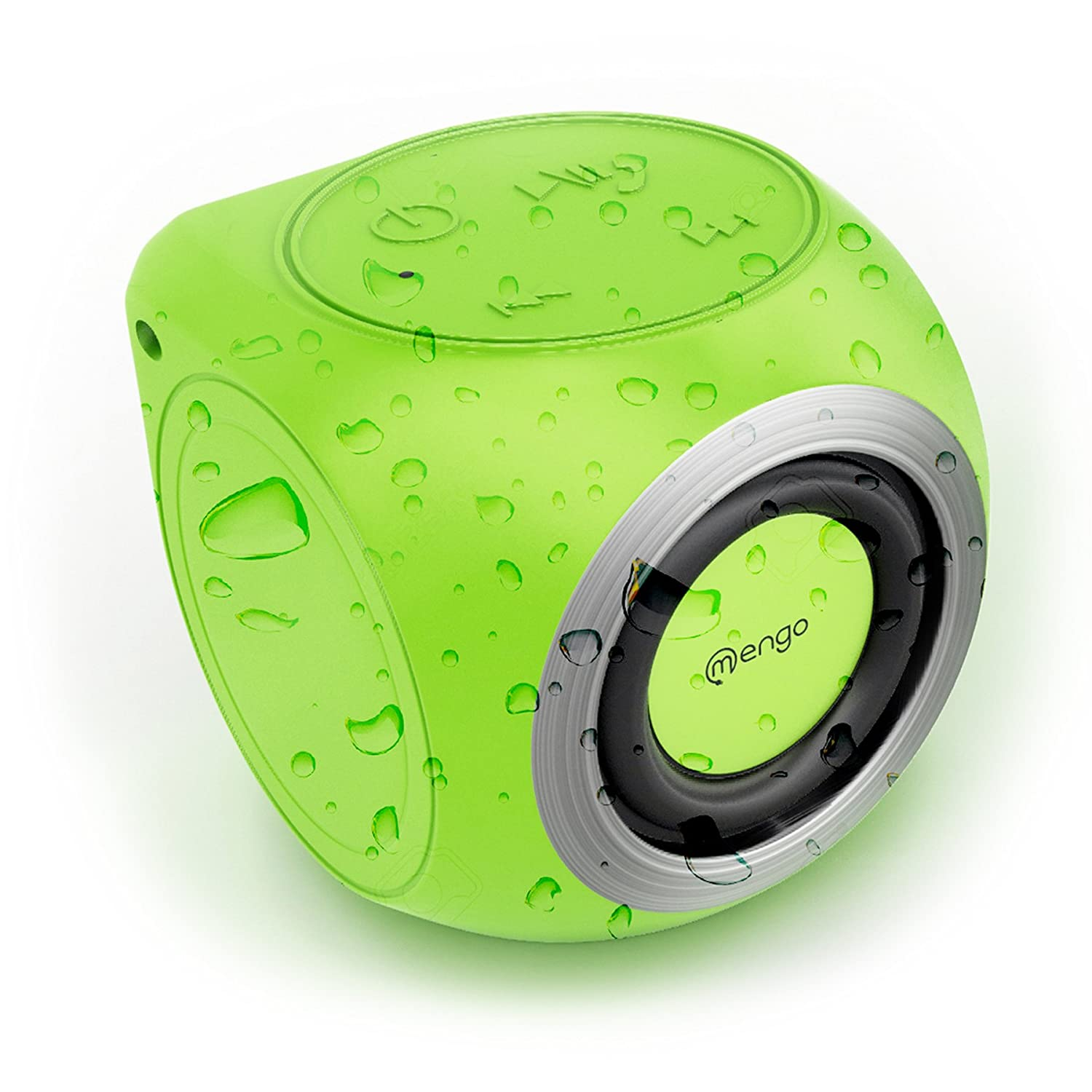 Mengo AquaCube Best Waterproof Bluetooth Speaker