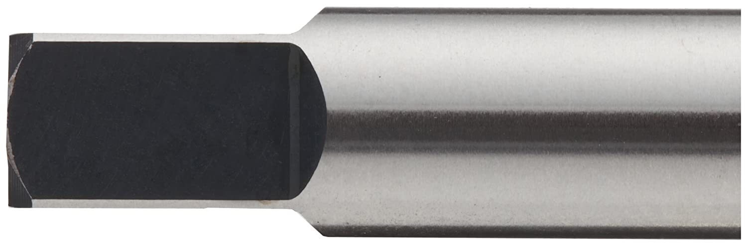 Round Shank With Square End 1//4-18 Thread Size High-Speed Steel Pipe Tap NPT Uncoated Bright Union Butterfield 1545 High-Hook Finish