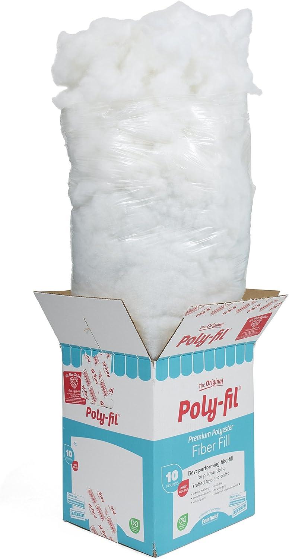 Fairfield poly-fil Poly Beads 2.8oz FOB mi