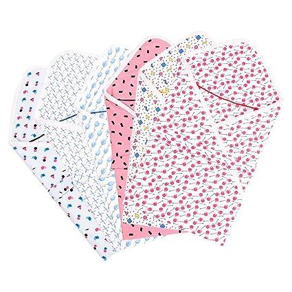 Pueri Saco de Dormir para Bebés Recién Nacidos Mantas y Colchas para Cuatro Estaciones Saco de