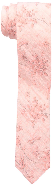 Original Penguin Men's Lemongrass Floral Tie, White Blue/Navy One Size 2GC7-4055