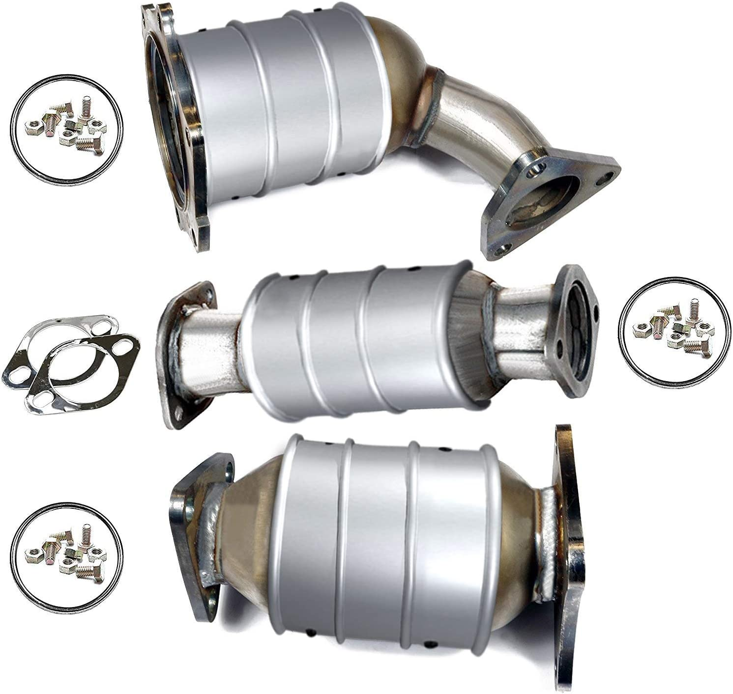 2002-2004 INFINITI I35 3.5L REAR CATALYTIC CONVERTER DIRECT FIT FITS