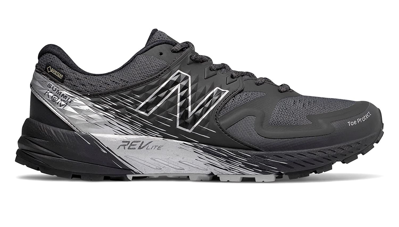 New Balance Men's Skom-Summit King of Mountain V1 Trail Running Shoe B075XLHDNL 14 D(M) US|Black/Grey