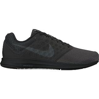 Nike Men's Downshifter 7 Running Shoe, Black/Metallic Hematite/Anthracite, 12 Regular US