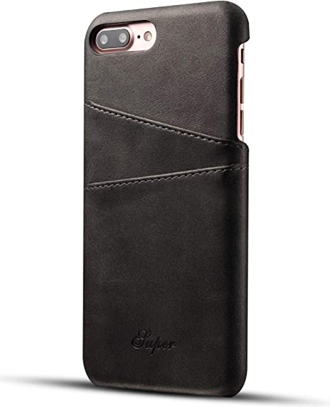 Amazon.com: iPhone 8 plus billetera funda de teléfono ...