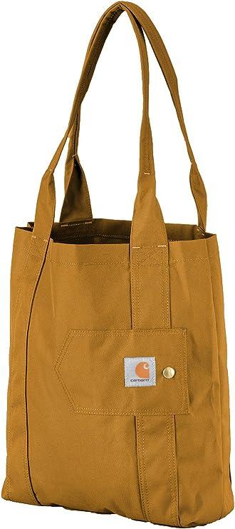 Legacy Women/'s Essentials Crossbody Bag and Waist Pouch Carhartt Brown